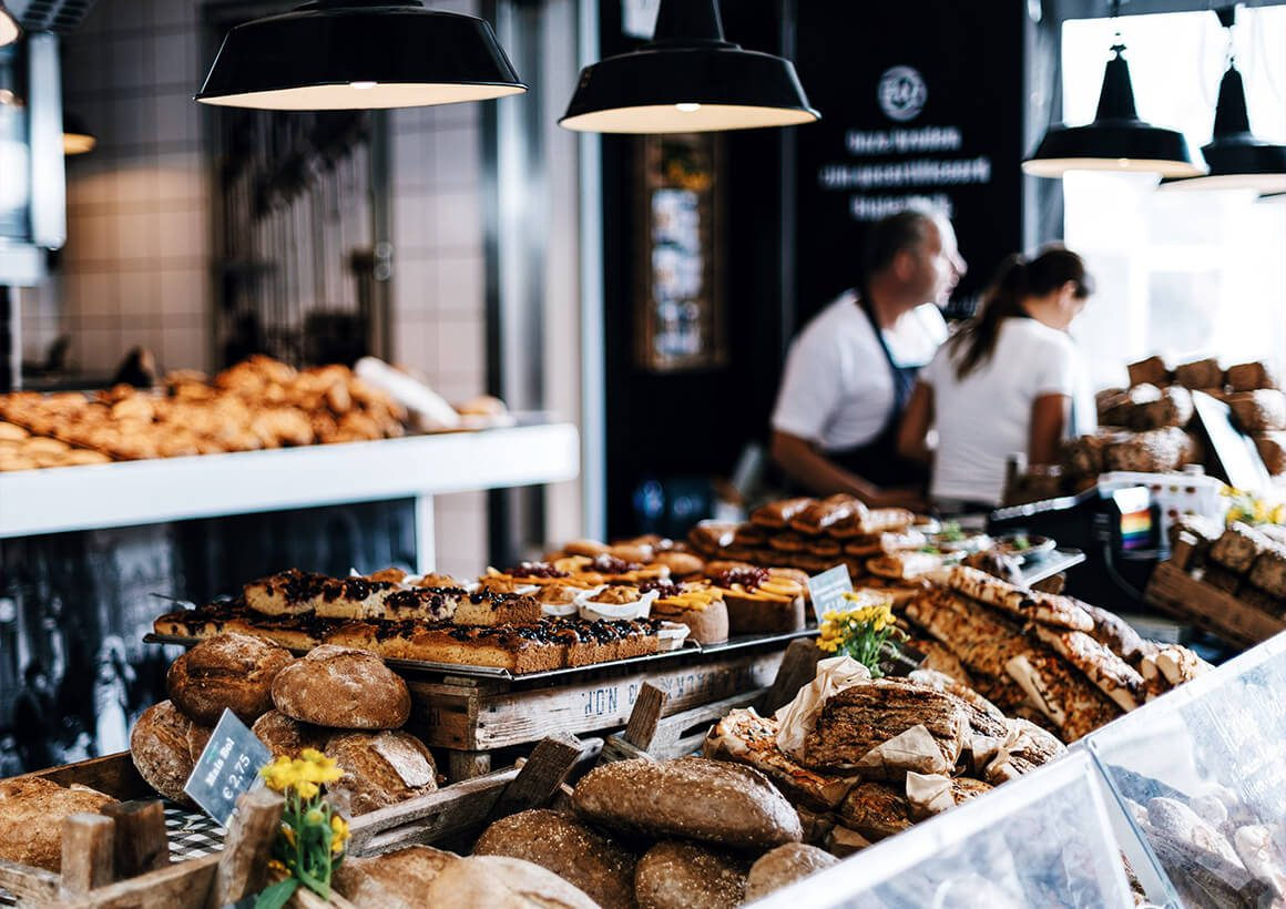 Fresh  French Bakery Products
